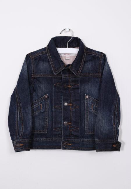 Blauw jeansjasje, Esprit, 92