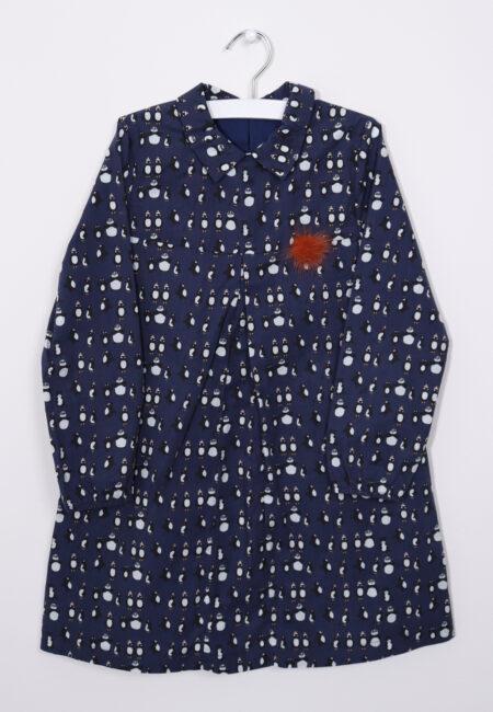 Blauw kleedje, Filou & Friends, 116