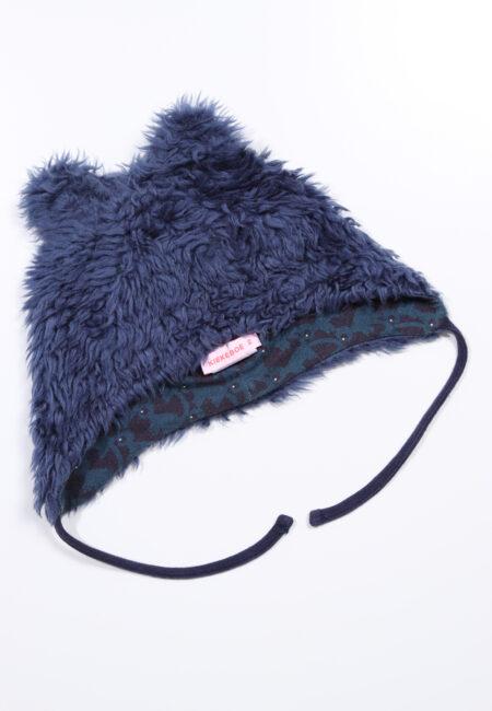 Blauw berenmutsje, Kiekeboe, 2