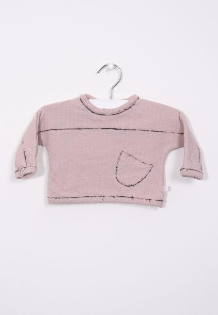 Oudroze sweatertje, Hilde & Co, 56