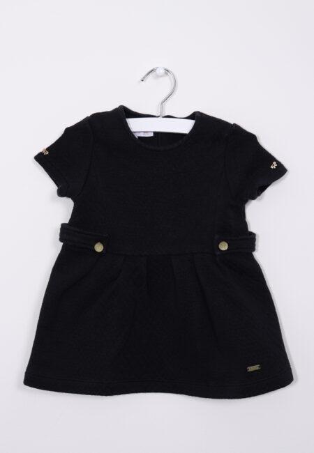 Zwart kleedje, Blue Bay, 74