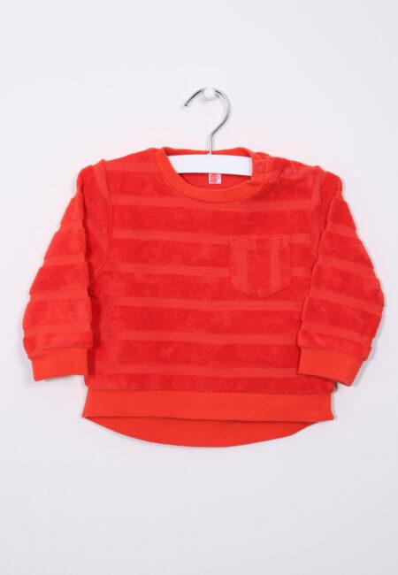 Oranje sweatertje, Kiekeboe, 74