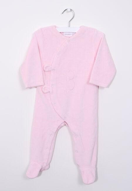 Lichtroze pyjama, Noukies, 74