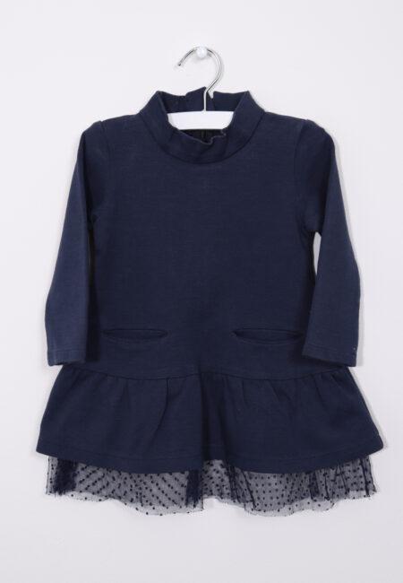 Blauw kleedje, Blue Bay, 92