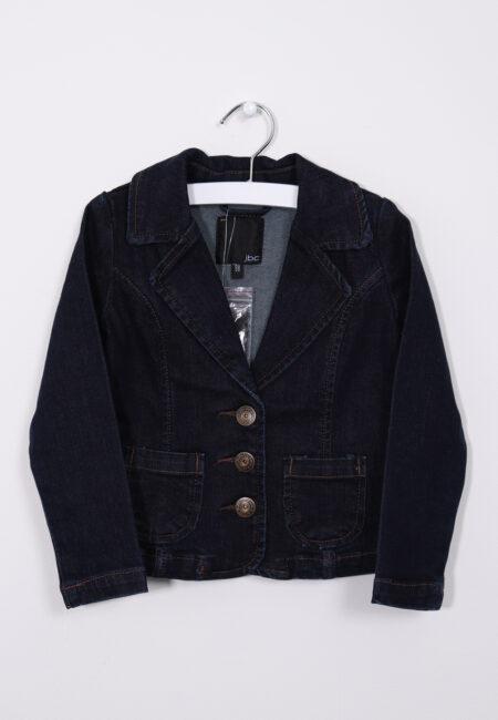 Donkerblauw jeansjasje, JBC, 98