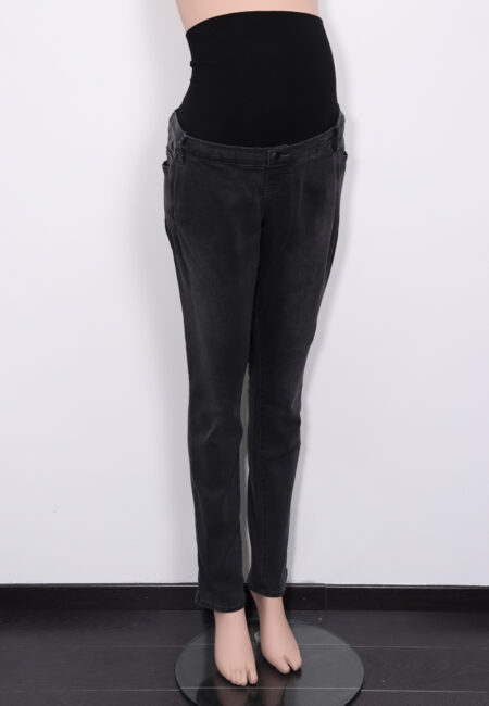 Donkergrijze jeans, JBC, XXL