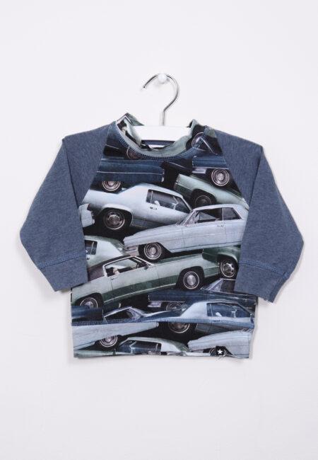 Blauwe sweater, Molo, 68