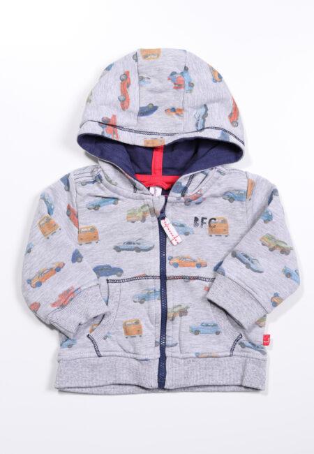 Grijze hoodie, Babyface, 50