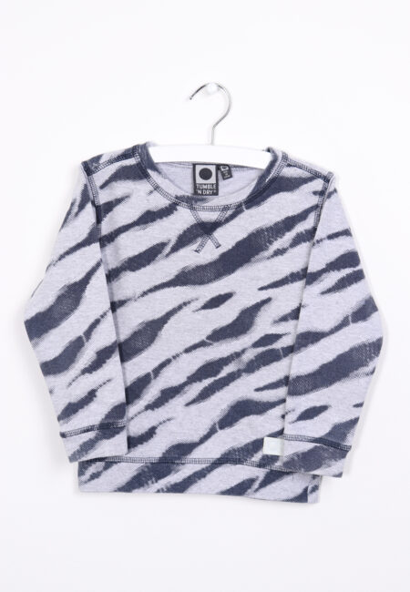 Grijs-blauwe sweater, Tumble 'n Dry, 98