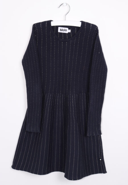 Blauw kleedje, Molo, 110