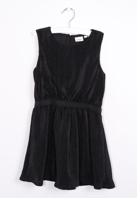 Zwart kleedje, Name it, 116