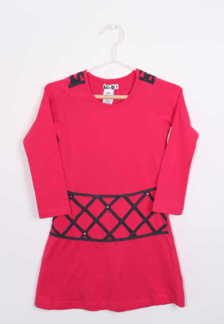 Roos kleedje, Lofff, 116