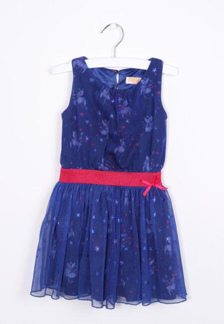 Blauw kleedje, Someone, 92