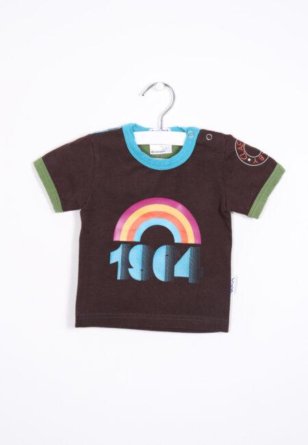 Bruin t-shirtje, Claessen's, 56