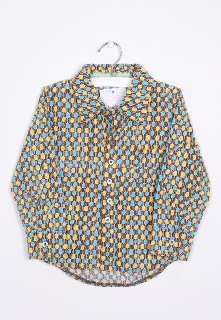 Bruin-geel hemdje, Saints and Bullies, 98