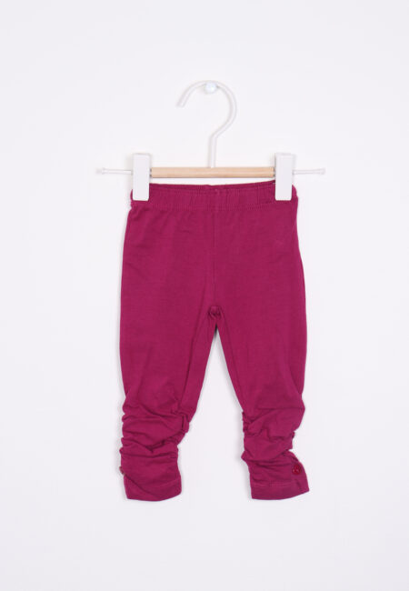 Fuchsia legging, Knot so bad, 62