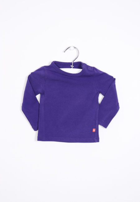 Paarse longsleeve, Fred & Ginger, 56
