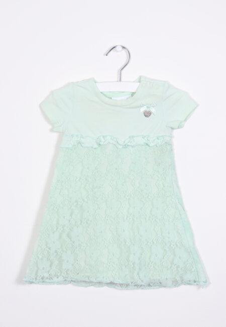 Muntgroen kleedje, Le Chic, 74