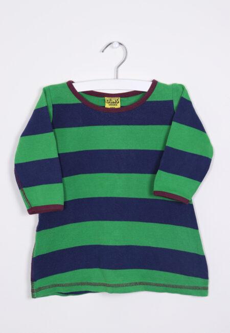 Groen blauw kleedje, Duns, 80