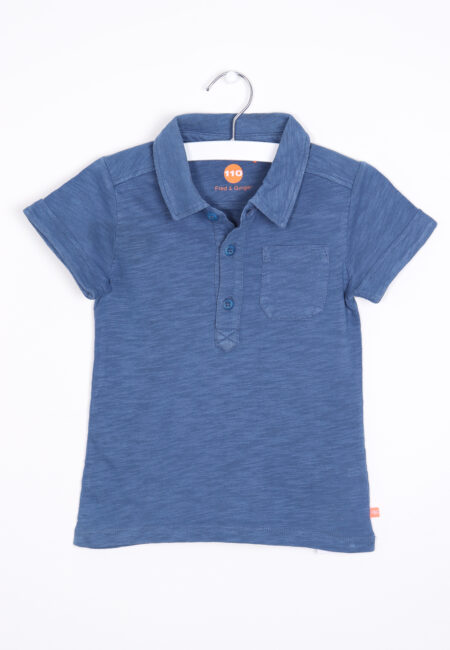 Blauwe polo, Fred & Ginger, 110