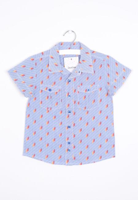 Blauw-wit hemdje, Fred & Ginger, 110