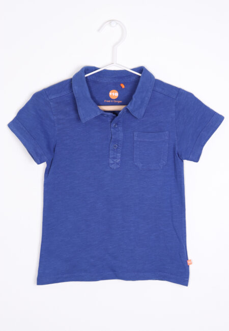 Blauwe polo, Fred & Ginger, 116