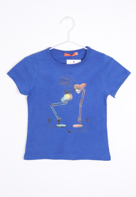 Blauwe t-shirt, Fred & Ginger, 116