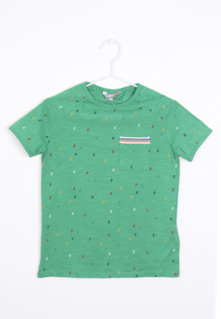 Groene t-shirt, JBC, 122