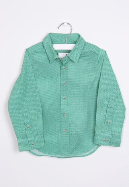 Groen hemdje, Van Hassels, 92