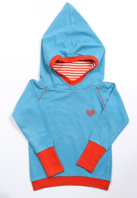 Blauwe hoodie, Albakid, 110