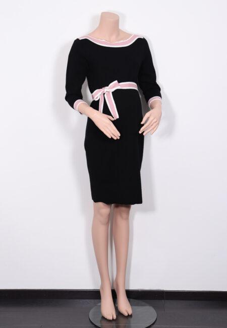 Zwart kleedje, Anna Field, S