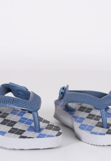 Blauwe slippers, Havaianas, 19