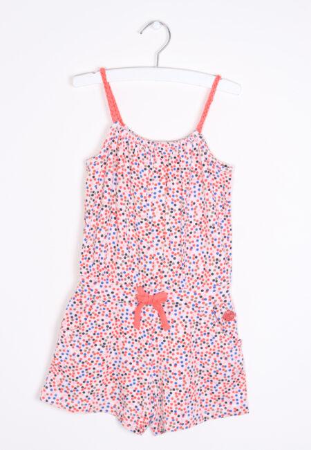 Roze jumpsuit, JBC, 104