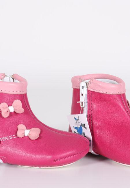 Roze stappertjes, Stabifoot, 17