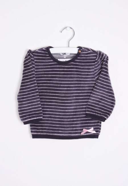 Taupe sweater, Noppies, 74