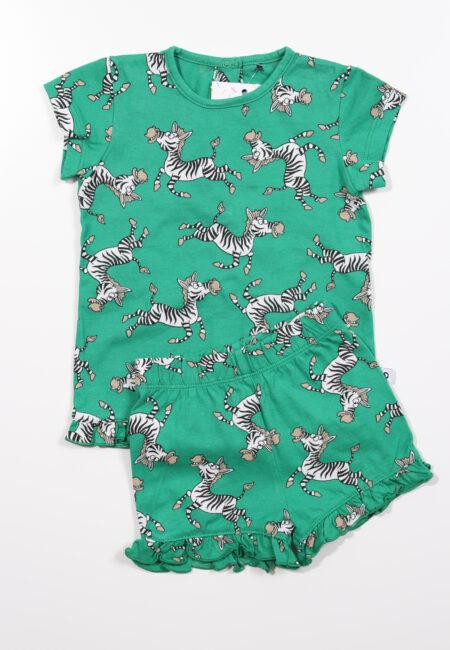 Groene pyjashort, Woody, 68