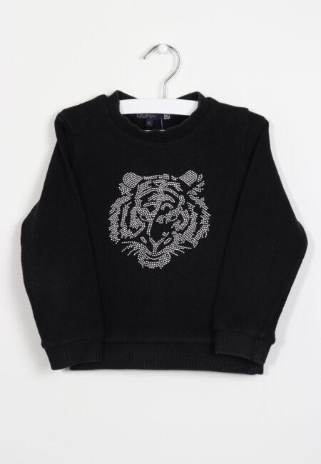 Zwarte sweater, Gymp, 98