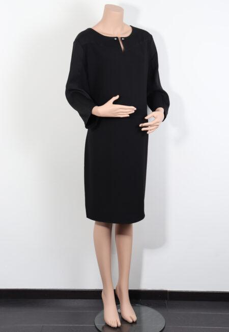 Zwart kleedje, s.Oliver, XXL