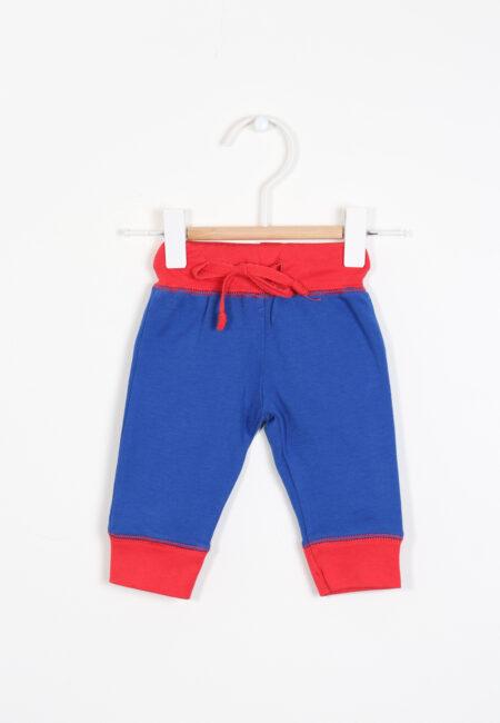 Blauw-rood broekje, Ba*Ba, 50