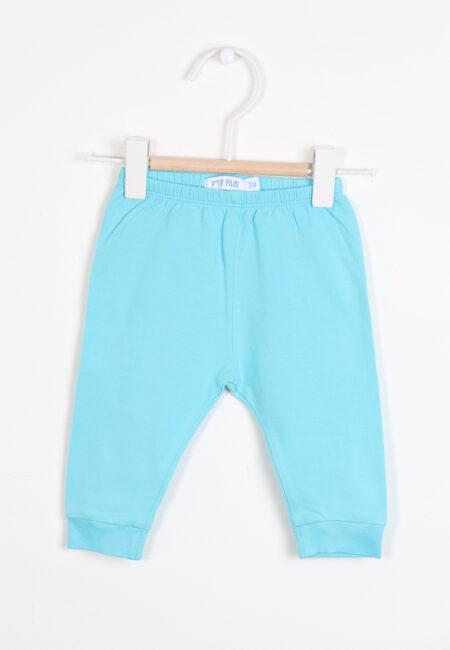 Turquoise legging, P'tit Filou, 62