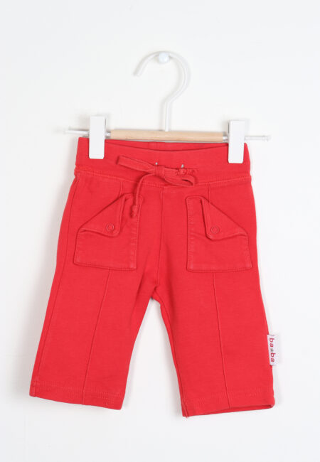 Rood broekje, Ba*Ba, 62