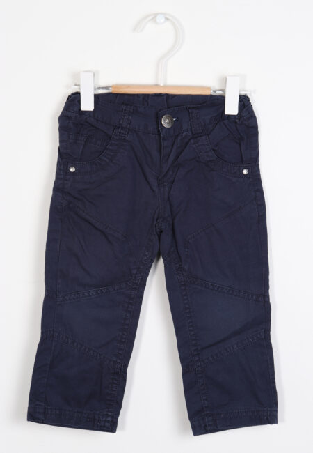 Blauwe broek, Dirkje, 80