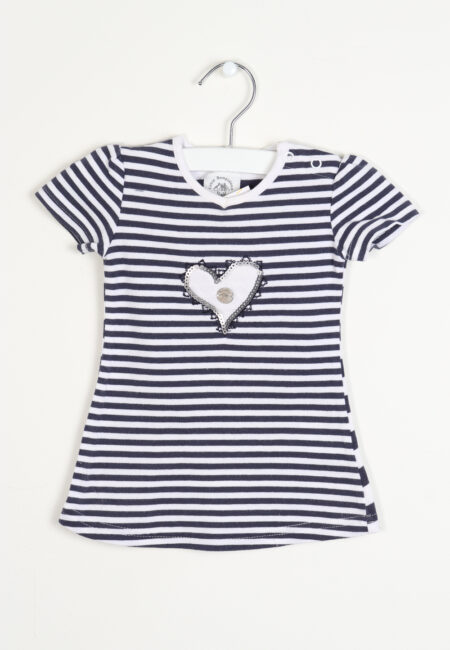 Blauw-wit kleedje, Little Bampidano, 56
