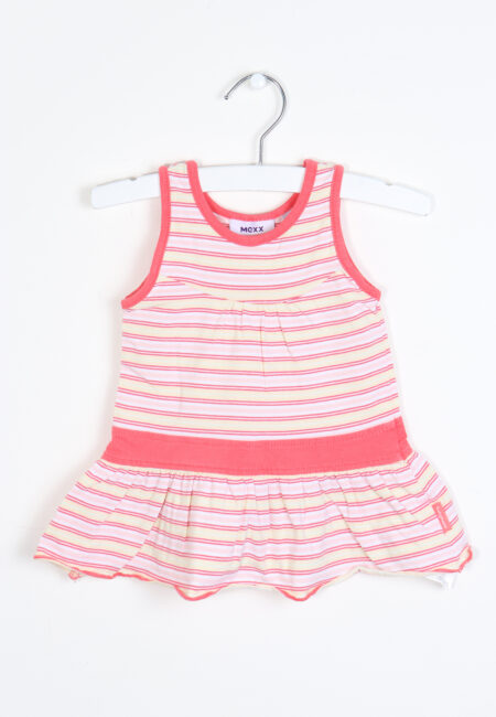 Roos-geel kleedje,Mexx, 62