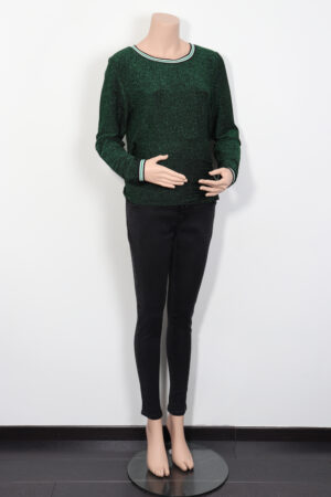Groene sweater, JBC, M