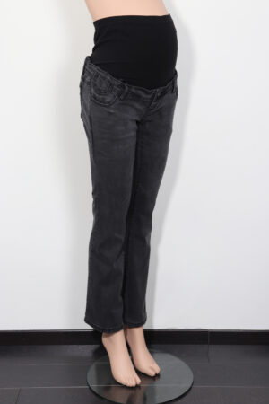 Grijze jeans, Mamalicious, M