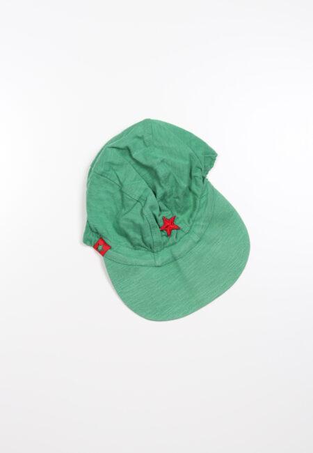 Groen petje, Kik*Kid, 1-4