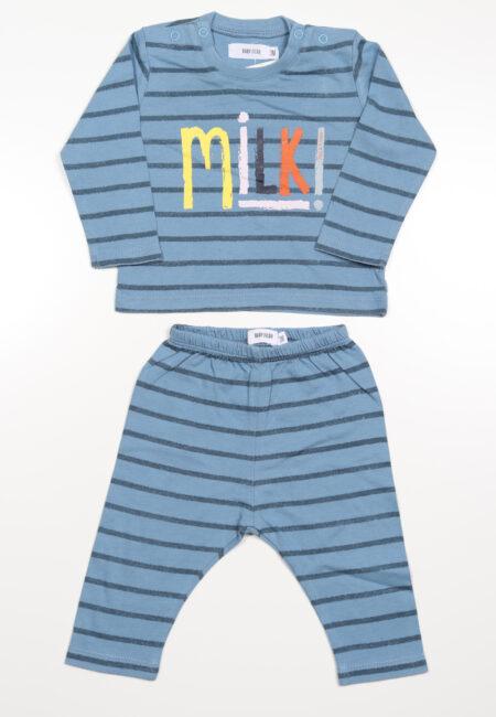 Blauw setje, Baby Filou, 62