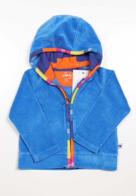Blauwe hoodie, Woody, 68