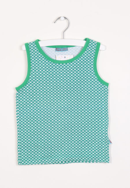 Groen singlet, Froy & Dind, 110